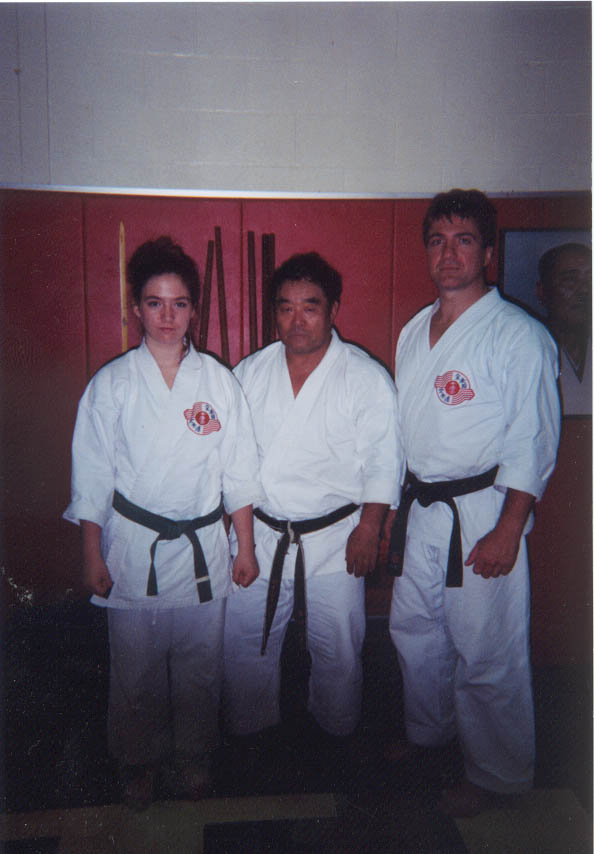 Me, Fumio Demura and My Dad